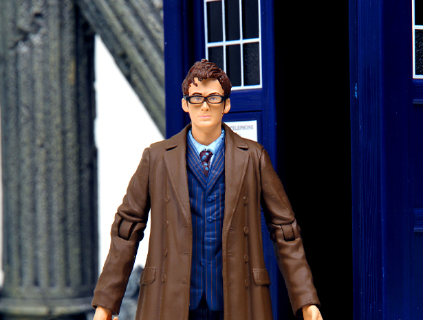 Model Dr Who