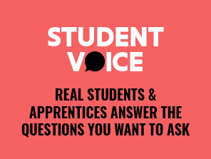 UCAS Discovery Student Voice
