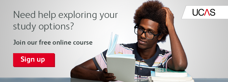 Join our free online course to explore your study options