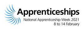 National Apprenticeship Week 2021 logo