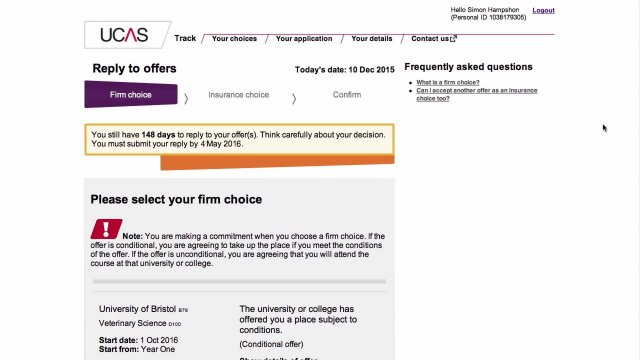 Signed Offer Letter Then Reject from www.ucas.com