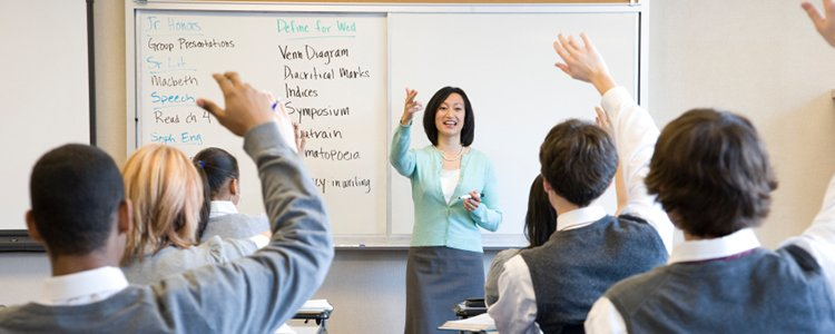 Are high school teachers really qualified?