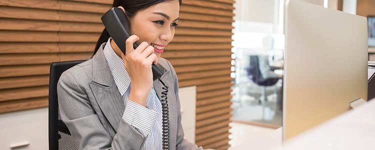 how to become a receptionist ucas progress ucas