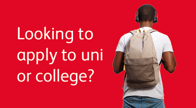 Apply to university or college with UCAS Undergraduate