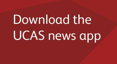 Download the UCAS news app